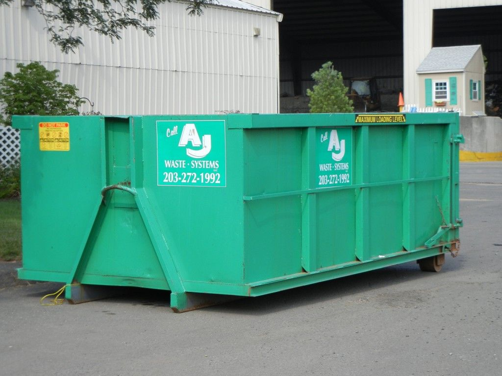 What To Look For In Garbage Collection Services Cheshire Ct Aj Waste Systems Garbage Collection Waste Removal Dumpster Rental