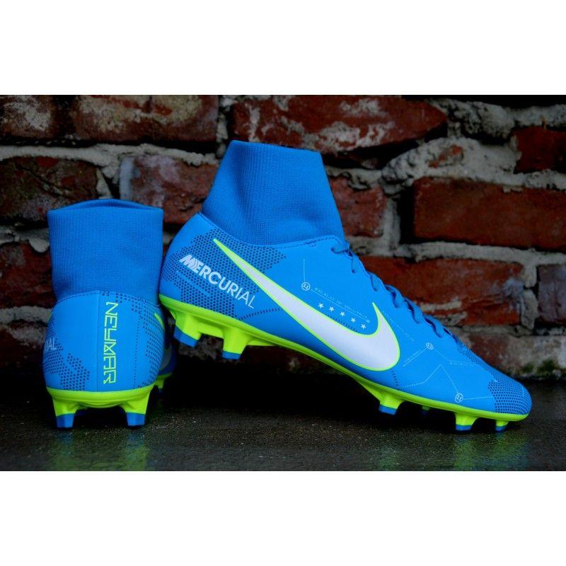 Nike Mercurial Victory Vi Df Njr Fg 921506 400 Sport Shoes Shoes Nike