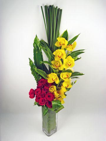 flower arrangement for CNY