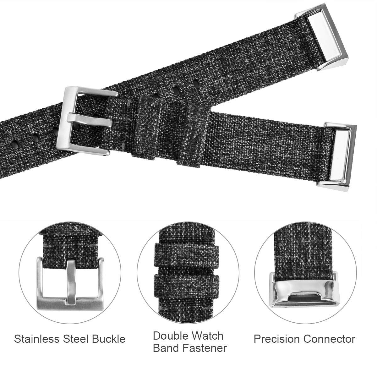 2019 的 Amazon com : hooroor Woven Fabric Breathable Replacement
