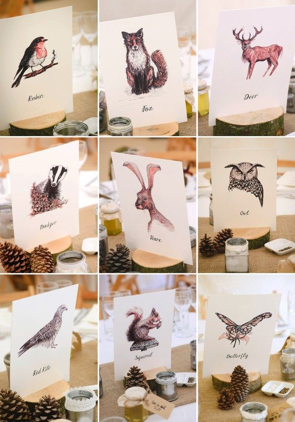 Table Names For Wedding Plans Markers Place