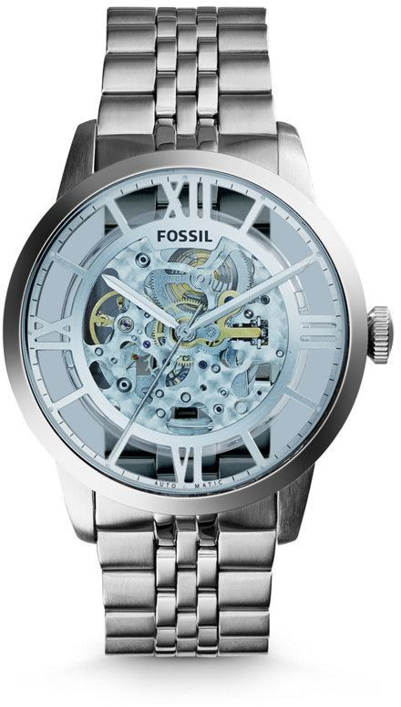 townsman automatic stainless steel watch mens watches silver and townsman automatic stainless steel watch mens watches silver and gold latest wrist watch for