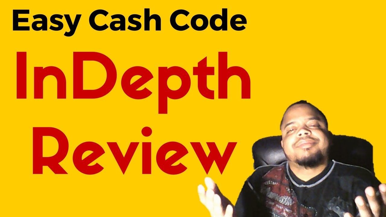 In this Easy Cash Code Review, I will be diving deep inside the back office of the Easy Cash Code. In this in depth review, you will see exactly what you will be getting for your one time $18 investment.