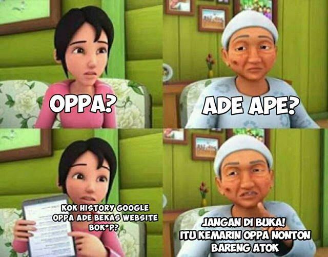 Pin Oleh Evelyna Ristya Di Humor Lucu Komik Lucu Lucu Meme