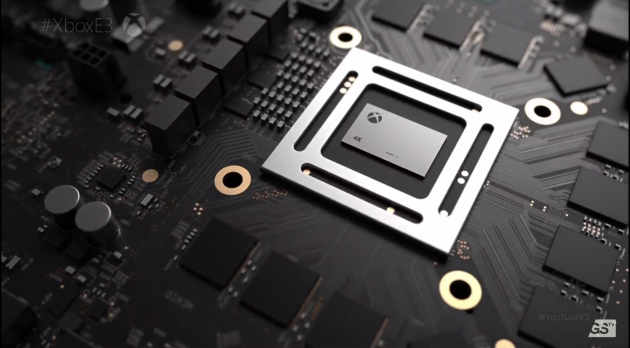Xbox One Scorpio Release Date and Price Would Possibly