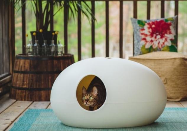 30 objets déco prévus pour les animaux Deco Niche chat