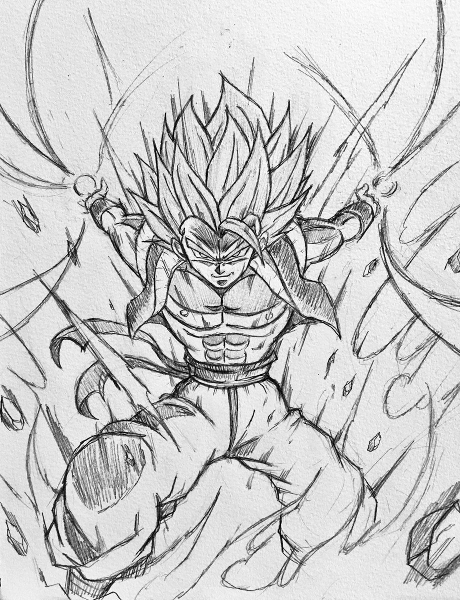 Pin by Samuel Barbosa on Things to draw | Dragon ball ...