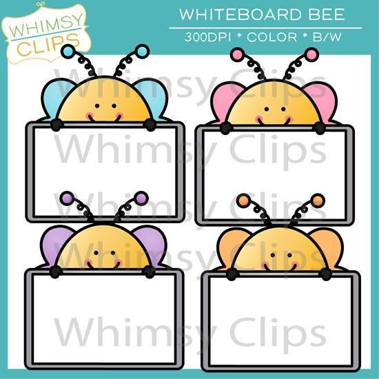 free whiteboard bee clip art clip art pinterest clip art rh pinterest co uk
