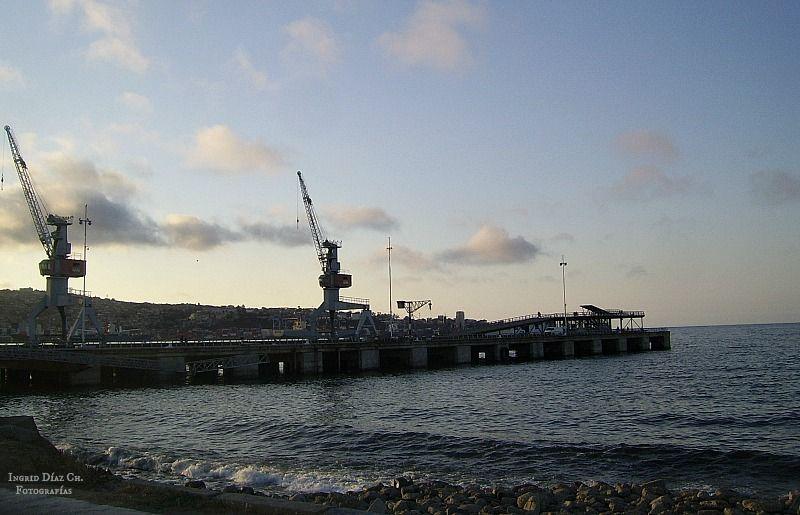 Muelle Barón, Valparaíso