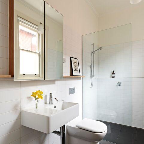 Mit einem Blümchen wirkt jedes Bad gleich schöner #altersgerecht - badezimmer modernes design
