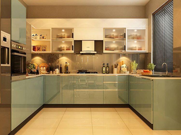 "Carafina on Instagram: ""Interior Design Bangalore #homeinterior #homedesign #homeinterior #kitchendesign #kitchen #villainterior #kitchensofinsta…"""