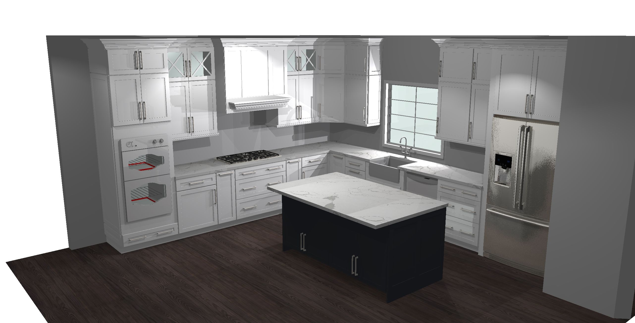 I Always Say Buying A Kitchen Should Be Like Buying Shoes You Get To Try Them On First Our Process Is Simple Kitchen Design Kitchen Remodel Custom Kitchen