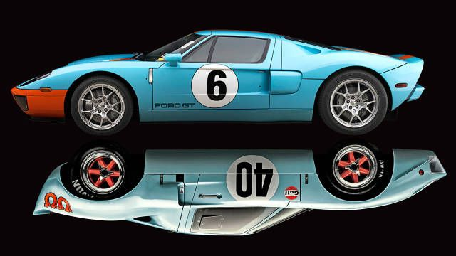 Photos 51 Coolest Cars Of The Last 50 Years Ford Gt Cool Cars Ford Classic Cars