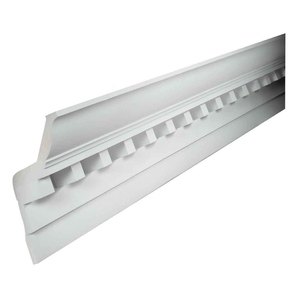 14 1 2 h x 2 t 4 s x 10 p 12 39 length dentil cornice for Buy fypon