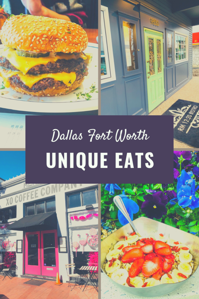 DFW Restaurants As of Lately Fort worth restaurants