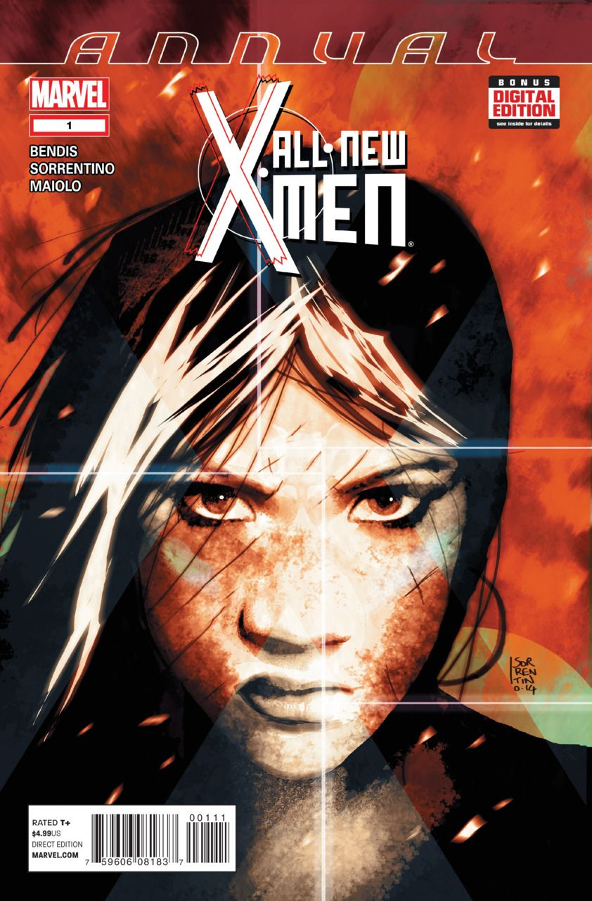 All New X Men Annual 1 The Secret Life Of Eva Bell Part 2 X Men Super Herói Marvel