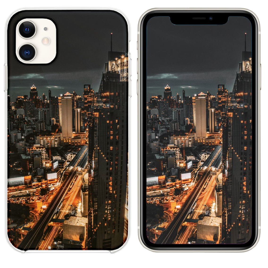 Busy Bangkok Iphone 11 Case Iphone Iphone 11 Screen Printing Ink