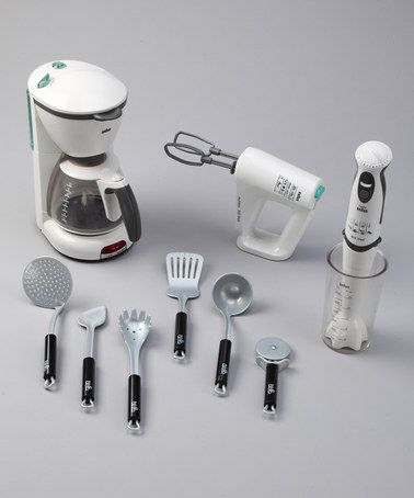 Take a look at this Kitchen Set by Bosch on #zulily today!