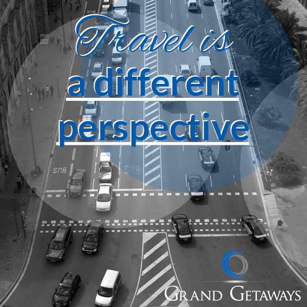 Travel is a different perspective   What is #travel to you? #travelis #perspective #outlook #wayofseeing