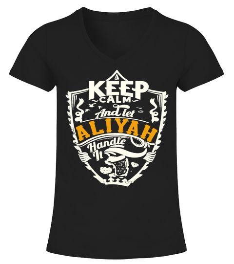 ALIYAH V-neck T-Shirt Woman basketball tshirts, basketball shirts ...