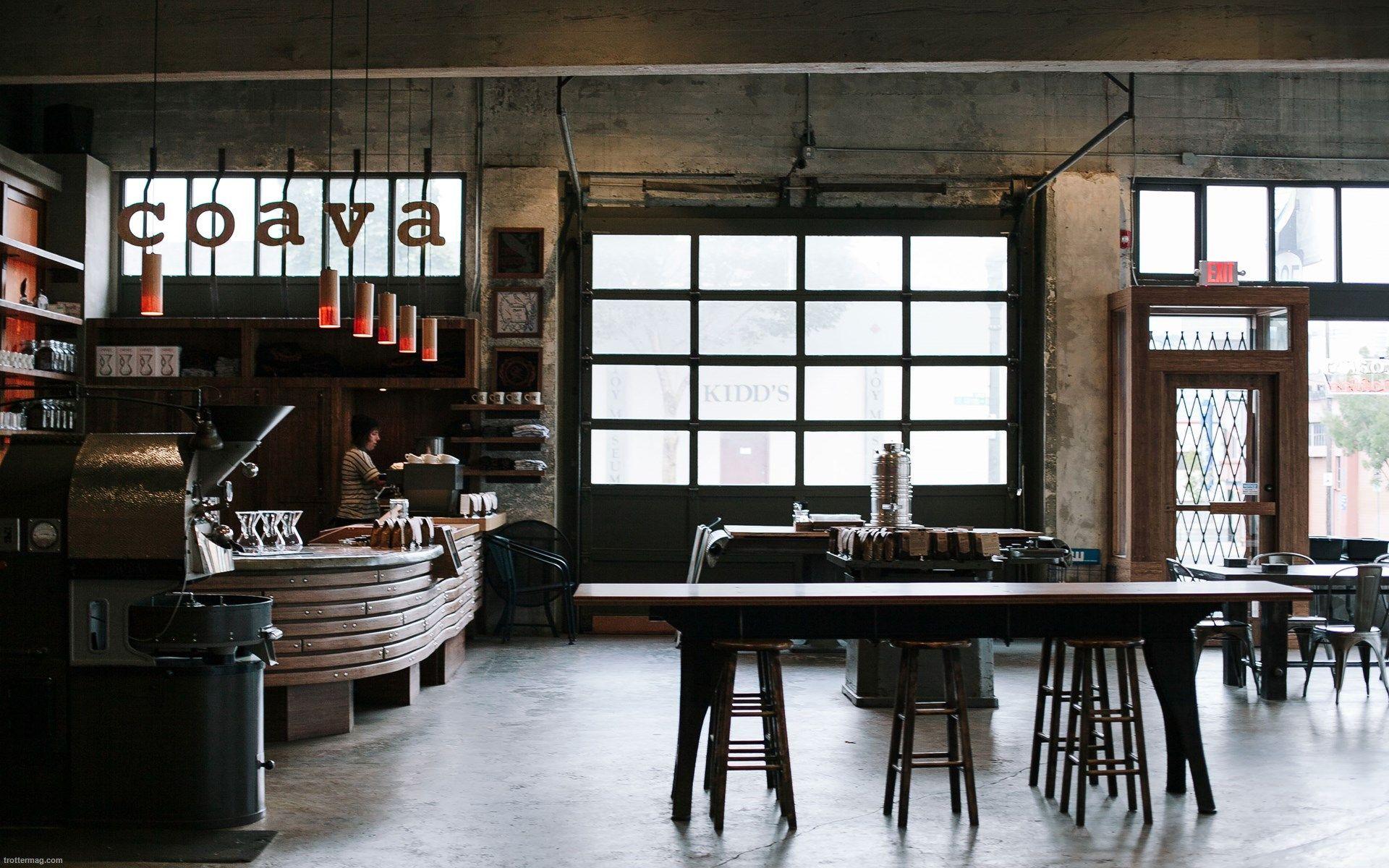 Best Coffee Shops  Portland City Guide