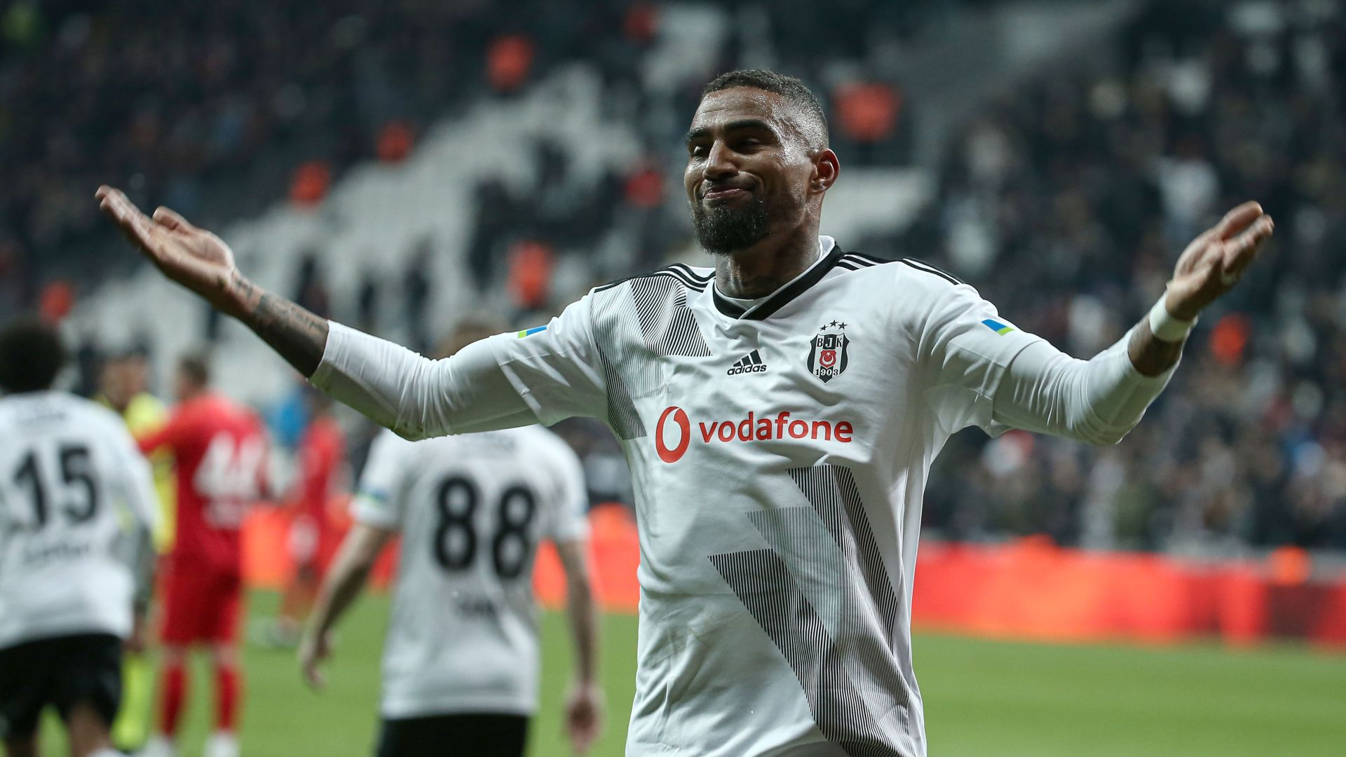 The Ghanaian Forward Believes The Black Eagles Should Have Received All Three Points Against Huseyin Cimsir 8217 S Side At The Weeken In 2020 Prince Comebacks Failure