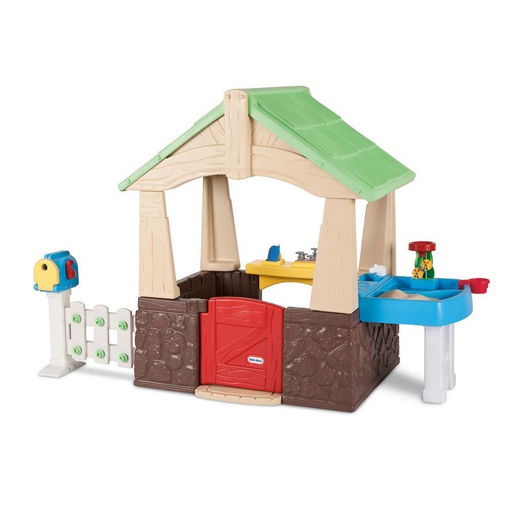 Little Tikes Deluxe Home and Garden Playhouse, Other Clrs