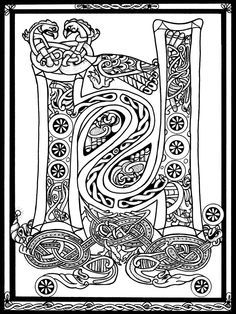 Creative Haven Celtic Designs Coloring Book Welcome To Dover Publications