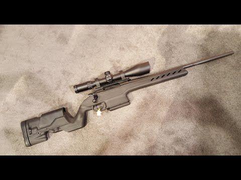 Remington 700 & Howa 1500 precision stocks: Archangel Shot