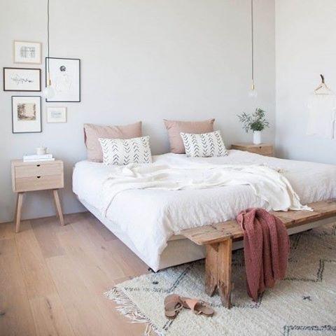 Neutrale slaapkamerinspiratie [ Holly Marder for Avenue Lifestyle ...