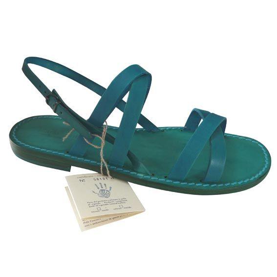 sandali pelle Mario Doni