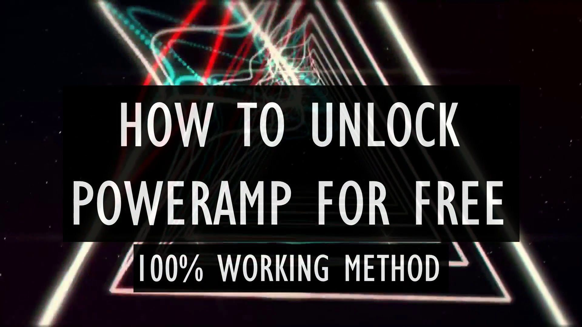 How to unlock poweramp full version by lucky patcher | Unlock