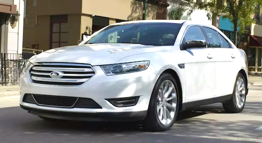 Ford Taurus Review >> 2018 Ford Taurus Redesign Review 2018 Ford Taurus Sho 2018