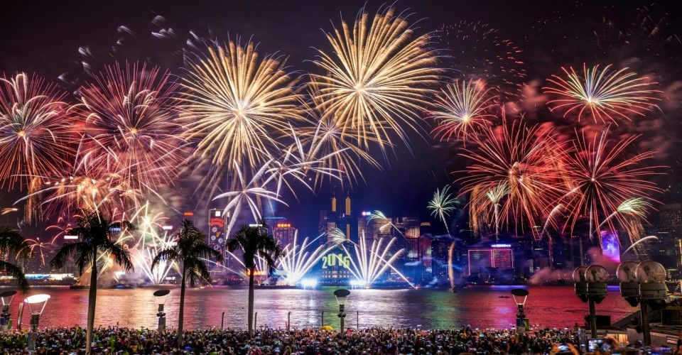 Best Places to Celebrate New Year's Eve New years