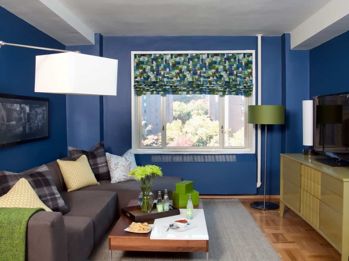 Blue Color For Living Room Idea Best Living Room Colors 2017 Check ...