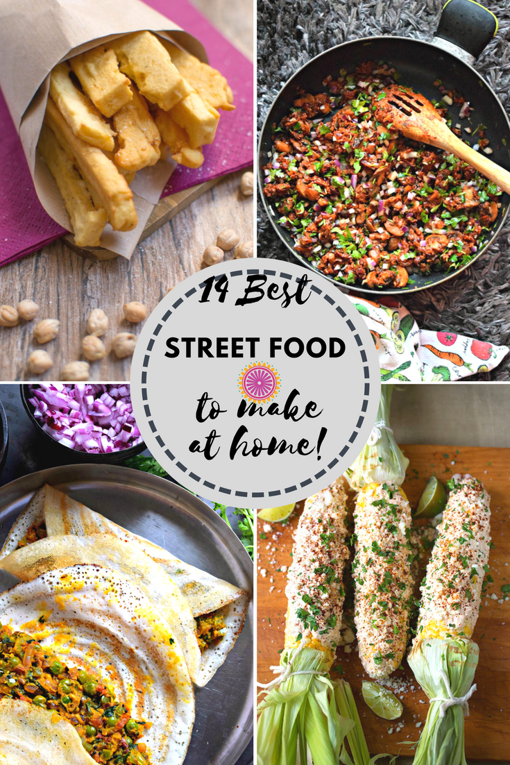 Here Is A Roundup Of Some Unusual And Some Popular Vegetarian Vegan Street Foods From Around The World Th Fair Food Recipes World Street Food Best Street Food
