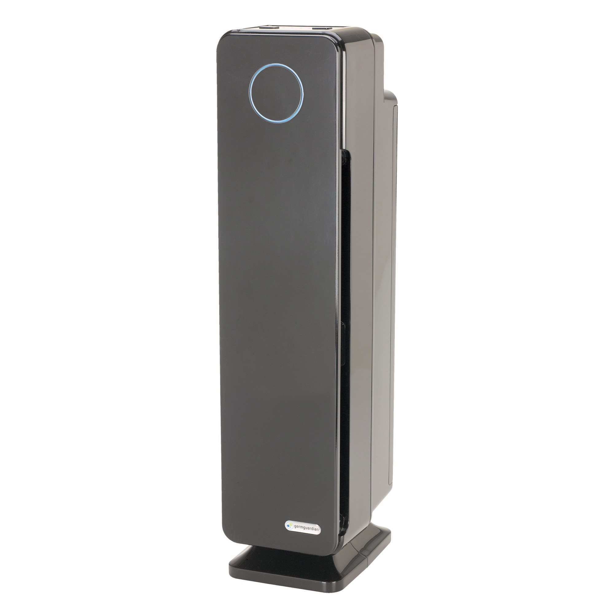 Germ guardian elite in true hepa air purifier acb black