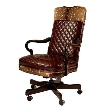 Deer Axis Desk Chair King Ranch Chair Most Comfortable Office Chair Desk Chair