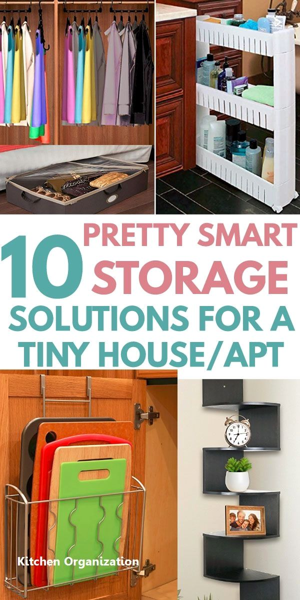 15 Creative Diy Storage And Organization Ideas For Small Kitchens 1 Small Apartment