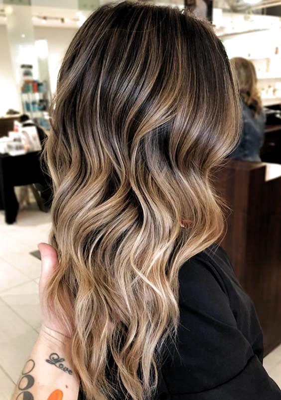 33 wunderschöne Bronde Haarfarbmischungen für 2018  #Bronde #für #Haarfarbmi