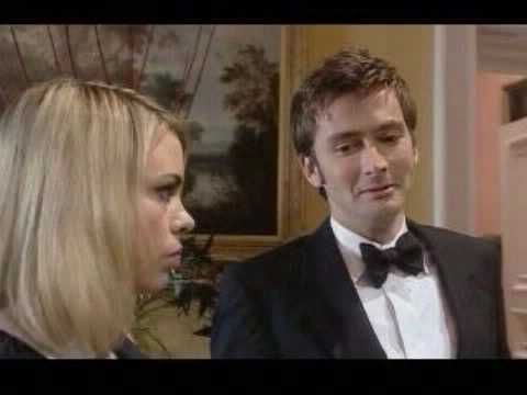 Funny Tenth Doctor moments. Repinning to watch later. And because Ten is amazing.