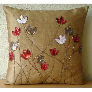 17 Best images about Pillow Covers on Pinterest   Embroidery, Suede fabric  and Cushion covers