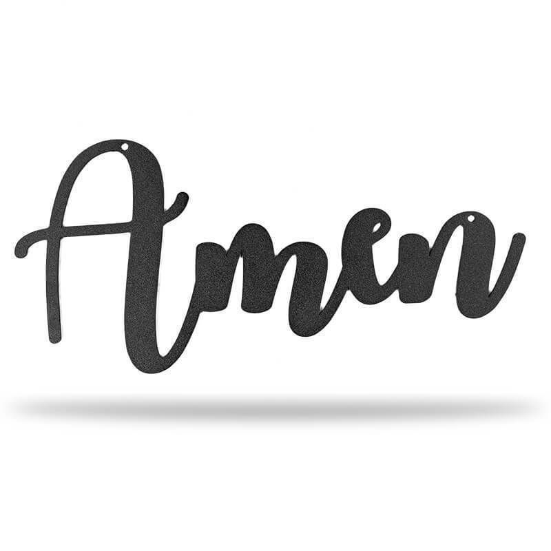 Amen promotion in 2020 with images inspirational