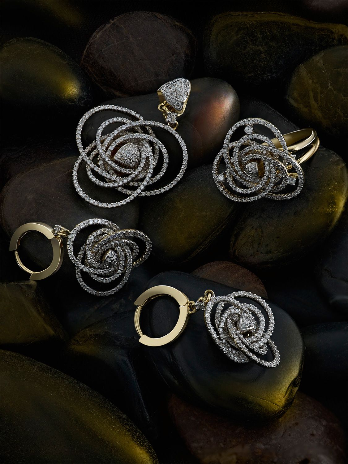 Tanishq diamond earrings collection with price google search