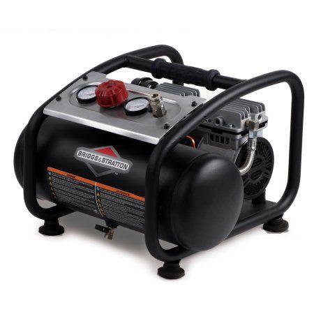 Briggs and Stratton 3-Gallon Air Compressor with Quiet ...