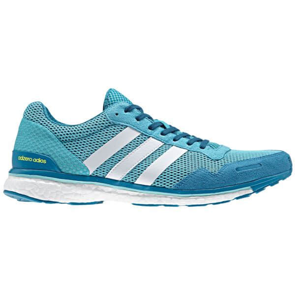 7129a7f80df75 adidas Men s adizero Adios Running Shoes - Blue - US 7.5 UK 7 ...