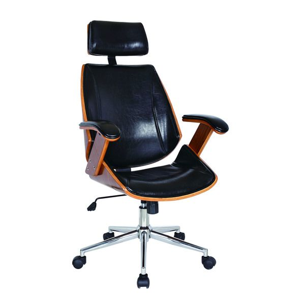 lucas desk chair by boraam ind desks office spaces and modern