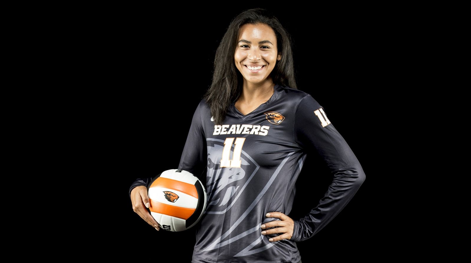 Get To Know Lanesha Reagan Oregon State University Athletics Reagan Oregon State University Women Volleyball