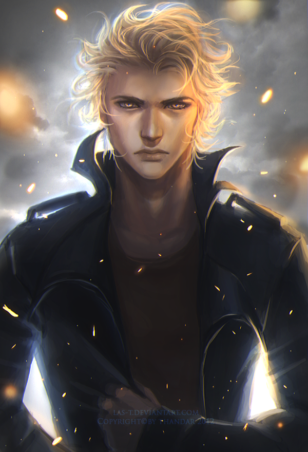 Roherik by *LAST on deviantART, drawn, cute guy, blonde