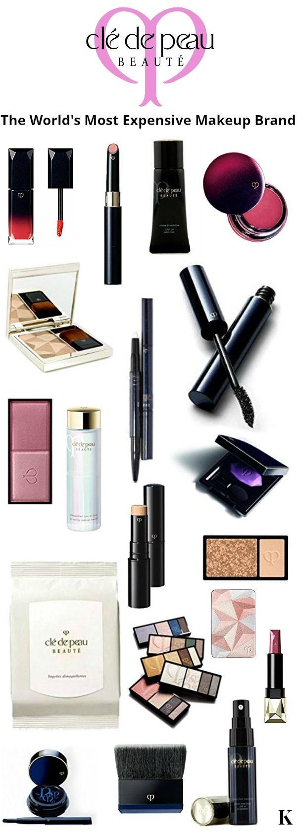 Clé de Peau Makeup The World's Most Expensive Makeup